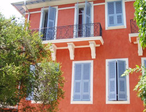 Côte d'azur bâtiment Entreprise de rénovation Extérieure